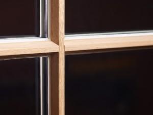 Detailansicht Glasscheiben