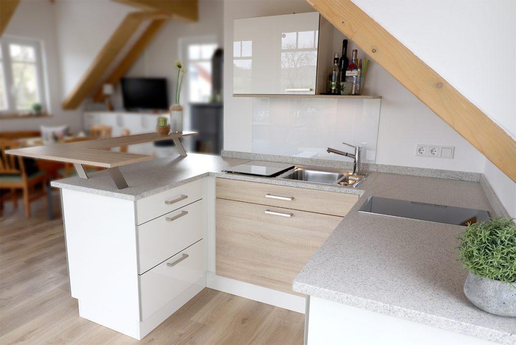 Gewusst Wie Kleine Küche Große Nutzfläche Tischlerei